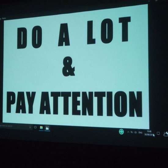 Do-a-lot-&-pay-attention