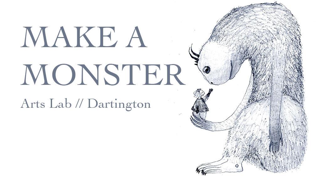 Make a Monster - family workshop