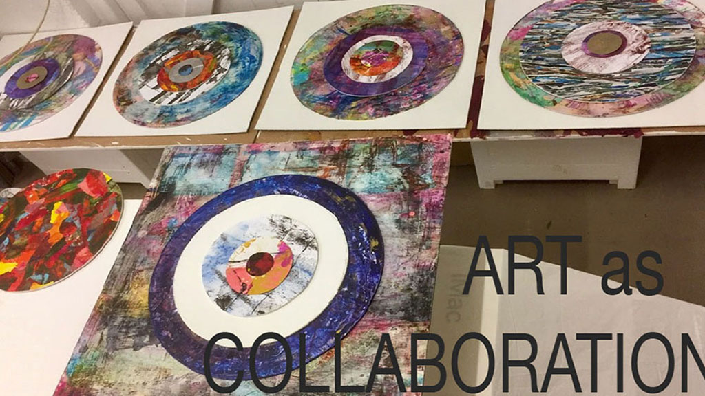 Art as Collaboration II - Exhibition