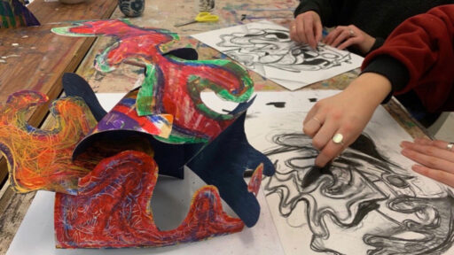Making Mondays – Experimental Drawing & Painting