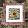 abstract collage prisoners art square print uk 2020