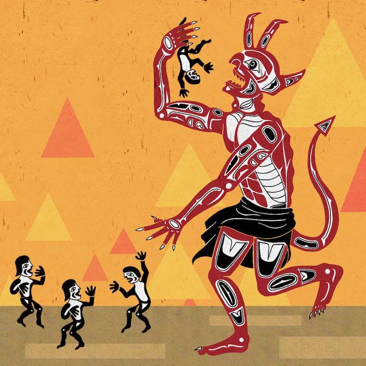 Running From Your Inner Demon